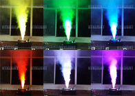 60Hz Stage Effect Light , ADJ Fog Fury Jett Pro 21X3W RGB 1500W Fog Machine With LED Lights