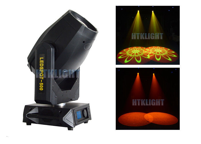 CE RoHs Beam Moving Head Light For Events / Intimidator Spot 355 Irc Chauvet Moving Head